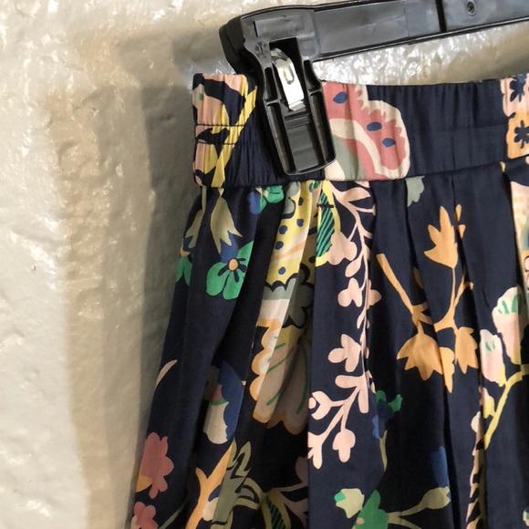 e32e43728 J. Crew Skirts   Cotton Skirt In Liberty Floral Symphony   Poshmark